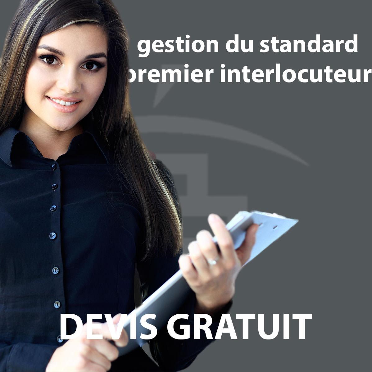 hôtesses pour la gestion de standard Yvelines